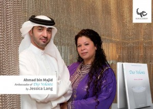 Ahmad bin Majid, Ambassador of Deo Volente by Jessica Lang